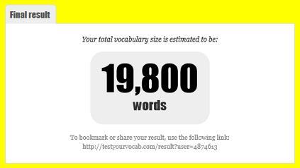 Vocab Test Result Jan 27 2015.png